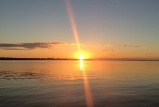 sunset-manatee-river
